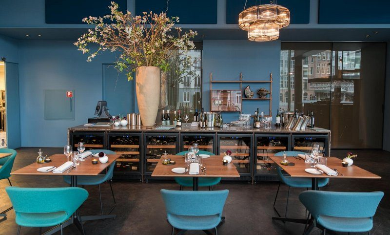 Restaurant fitzgerald rotterdam trends travel