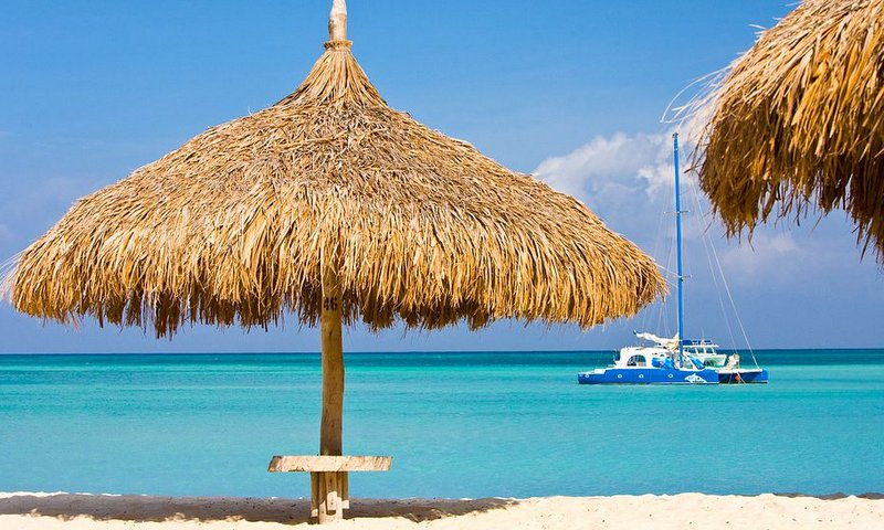Antilles, best destination for wintersun