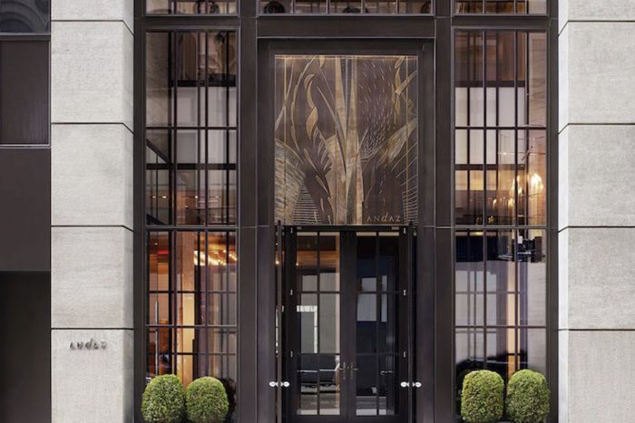 Andaz 5th Avenue, New York