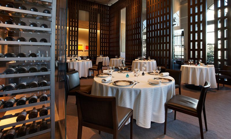Restaurant Guy Savoy, Las Vegas, USA