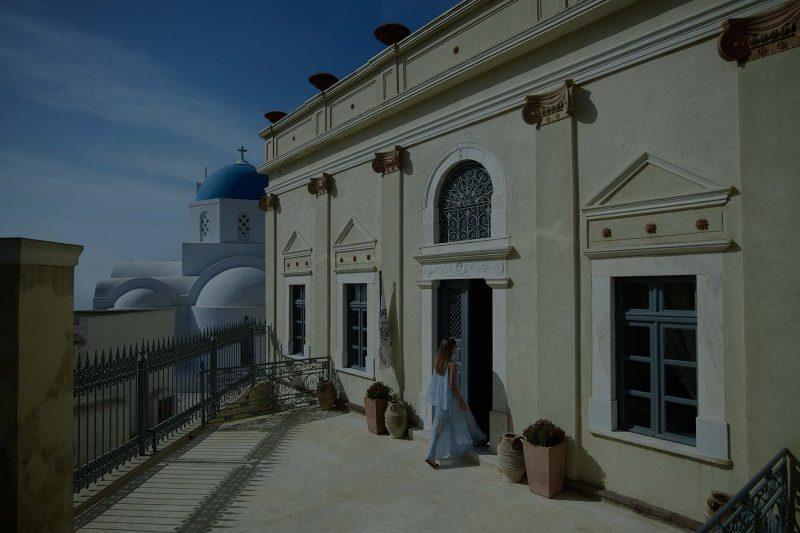 Zannos Melathron Hotel, Santorini