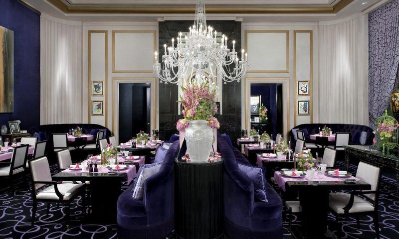 Restaurant Joël Robuchon, Las Vegas, USA