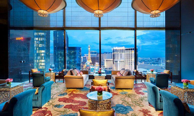 Mandarin Oriental, Las Vegas, USA