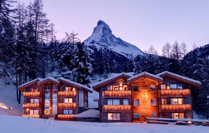 Hotel Matthiol, Switserland