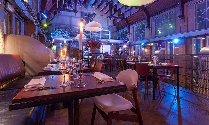 Pompstation Restaurant, Amsterdam