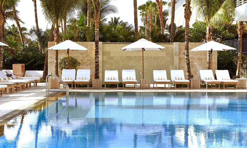 The James Royal Palm, Miami
