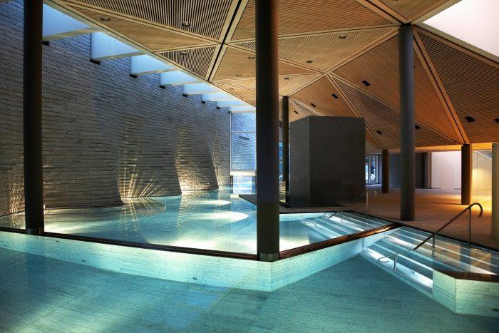 Tschuggen Grand Hotel, Switserland