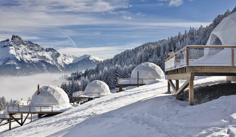 Whitepod, Switserland