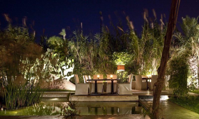 Restaurant Bô & Zin, Marrakech