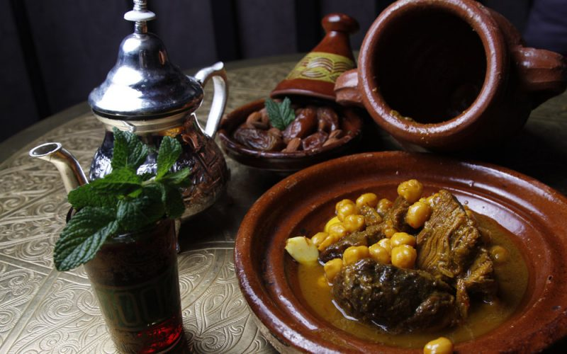 Restaurant Le Comptoir, Marrakech