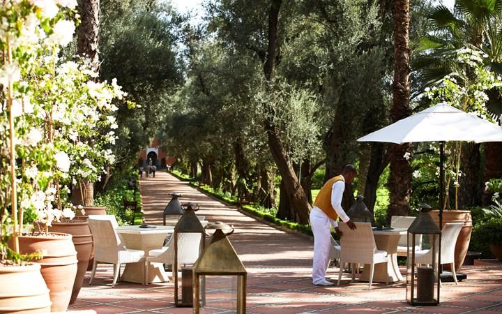 Hotel La Mamounia, Marrakech, Marocco
