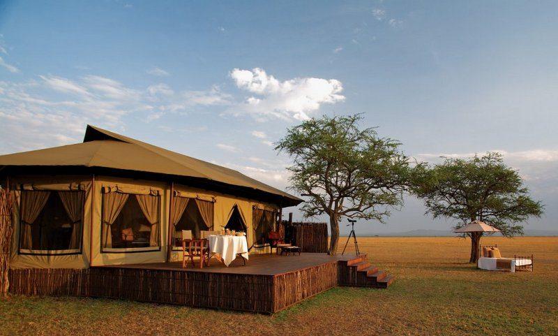 Sabora Tented Camp, Tanzania