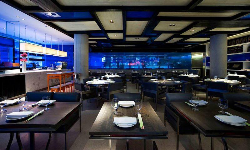 Restaurant Yauatcha, London